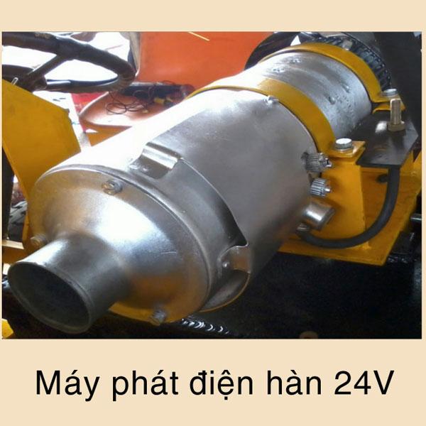 Máy phát điện hàn 24V